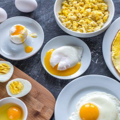 5 Beneficios del huevo para tu salud